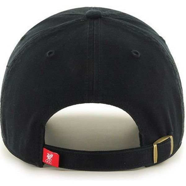 casquette-courbee-noire-liverpool-football-club-clean-up-47-brand