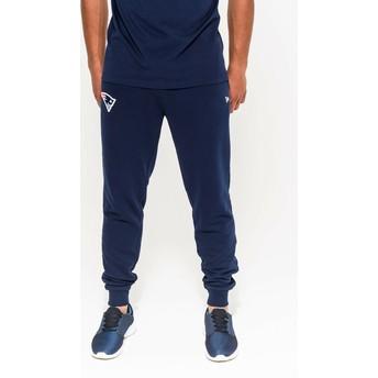 Pantalon long bleu Track Pant New England Patriots NFL New Era