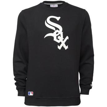 Sweat-shirt noir Crew Neck Chicago White Sox MLB New Era