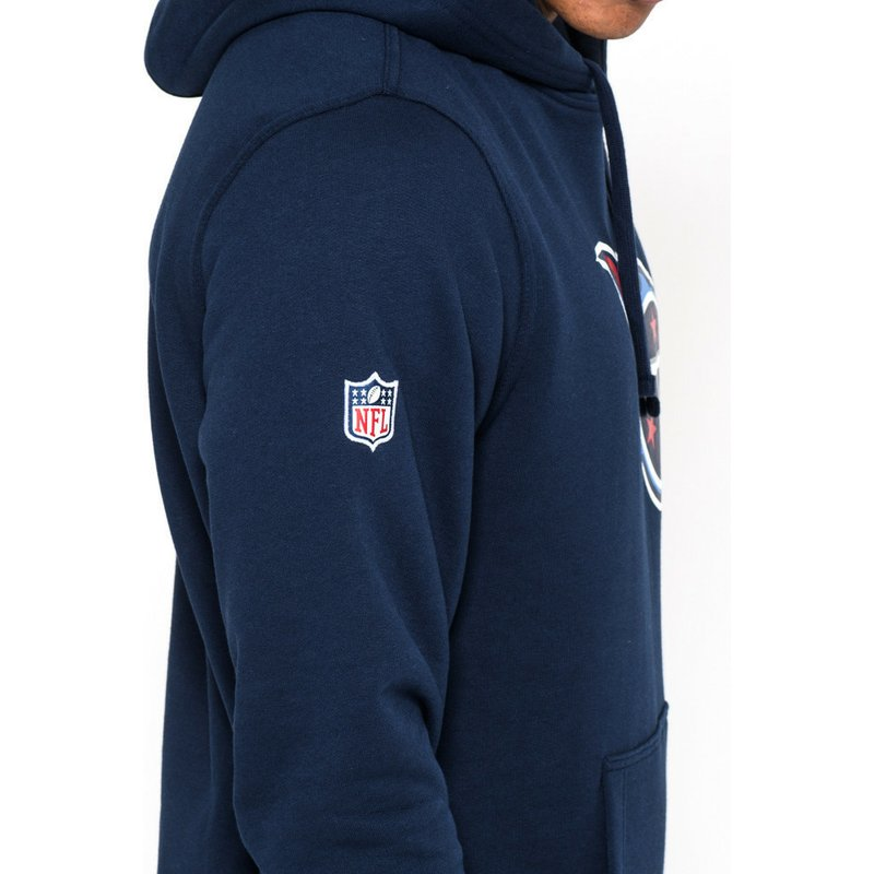 Sweat 224 Capuche Bleu Pullover Hoodie Tennessee Titans Nfl