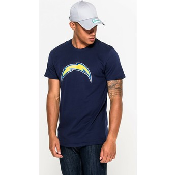 T-shirt à manche courte bleu San Diego Chargers NFL New Era