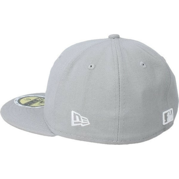 casquette-plate-grise-ajustee-pour-enfant-59fifty-essential-new-york-yankees-mlb-new-era