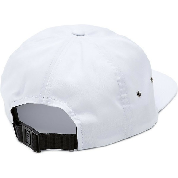casquette-plate-blanche-ajustable-just-waving-jockey-vans