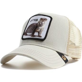 Casquette trucker pierre loutre Otter Goorin Bros.