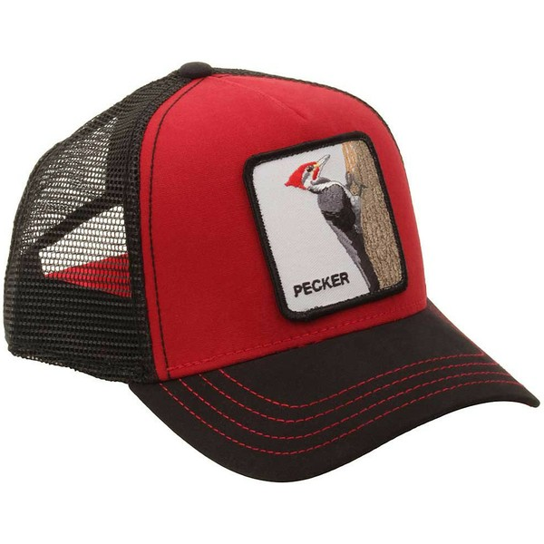 casquette-trucker-rouge-pic-woody-wood-goorin-bros