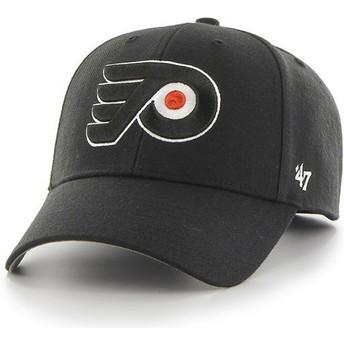 Casquette courbée noire Philadelphia Flyers MLB MVP 47 Brand