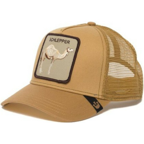 casquette-trucker-marron-dromedaire-hump-day-goorin-bros
