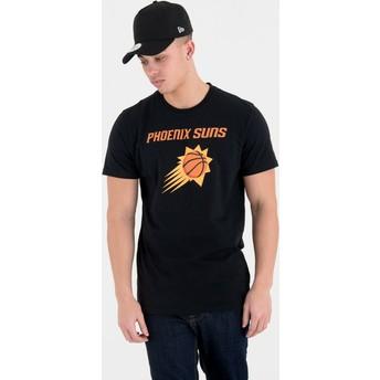 T-shirt à manche courte noir Phoenix Suns NBA New Era