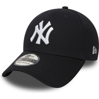 Casquette courbée bleue marine ajustée 39THIRTY Classic New York Yankees MLB New Era