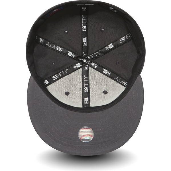 casquette-plate-piedra-ajustee-59fifty-essential-new-york-yankees-mlb-new-era