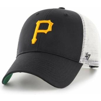 Casquette trucker noire Pittsburgh Pirates MLB MVP Branson 47 Brand