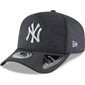 Casquette courbée noire snapback 9FORTY Dry Switch A Frame New York Yankees MLB New Era