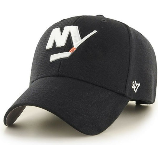 casquette-courbee-noire-new-york-islanders-nhl-mvp-47-brand