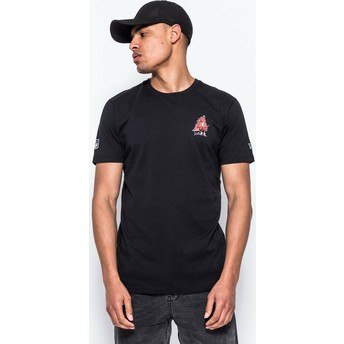 T-shirt à manche courte noir Helmet Logo Tampa Bay Buccaneers NFL New Era