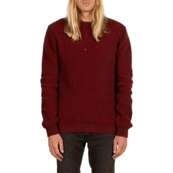 Pull rouge Stay Blue Copper Volcom