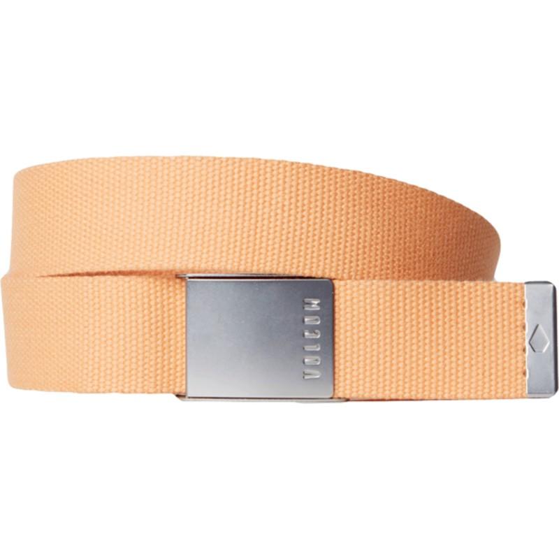 Ceinture orange Case Web Summer Orange Volcom  acheter en ligne sur ... 9b40b8935f2