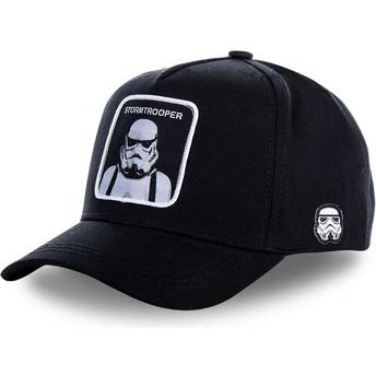 Casquette courbée noire snapback Stormtrooper BB Star Wars Capslab