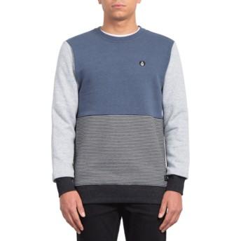 Sweat-shirt bleu marine Forzee Indigo Volcom
