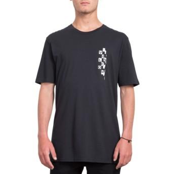 T-shirt à manche courte noir Multi Eye Black Volcom
