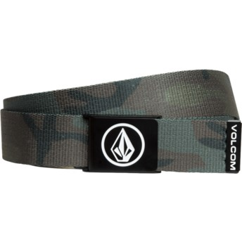 Ceinture camouflage Circle Web Army Volcom