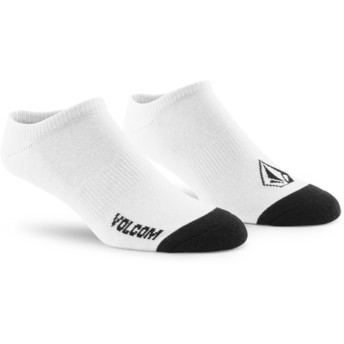 Chaussettes blanches Stone Ankle White Volcom