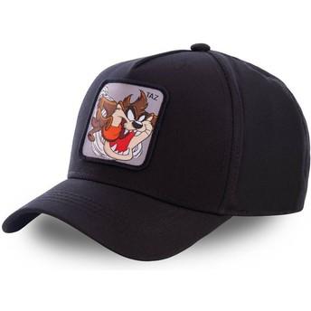 Casquette courbée noire snapback Diable de Tasmanie TAZ6 Looney Tunes Capslab