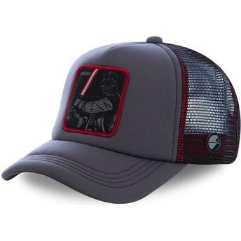 Casquette trucker grise Darth Vader VAD5M Star Wars Capslab