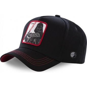 Casquette courbée noire snapback Dark Vador VAD3 Star Wars Capslab