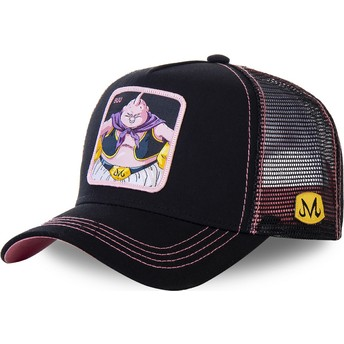 Casquette trucker noire et rose Buu BIG3 Dragon Ball Capslab