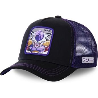 Casquette trucker noire et violette Frieza FRI1 Dragon Ball Capslab