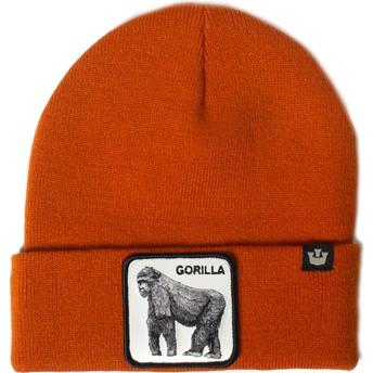 Bonnet orange gorille Beast Mode Goorin Bros.