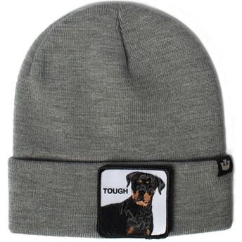 Bonnet gris chien rottweiler Tough Dog Goorin Bros.