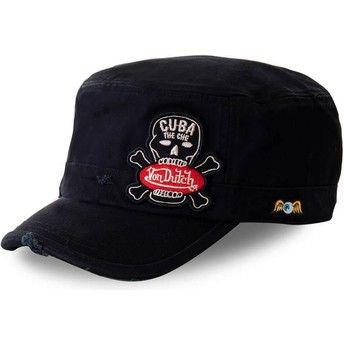 Casquette army bleue marine ARM1 Von Dutch