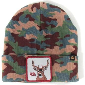 Bonnet camouflage cerf Wild Animals Goorin Bros.