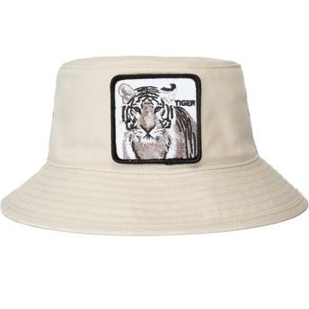 Chapeau seau blanc tigre Killer Instincts Goorin Bros.