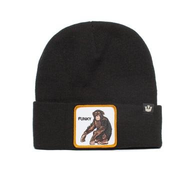 Bonnet noir singe Funky Chunky Monkey The Farm Goorin Bros.
