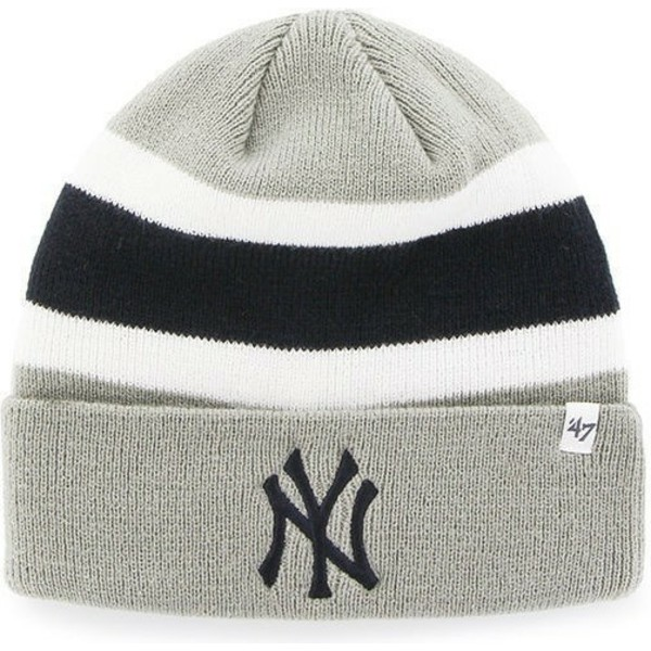 bonnet-gris-new-york-yankees-mlb-47-brand