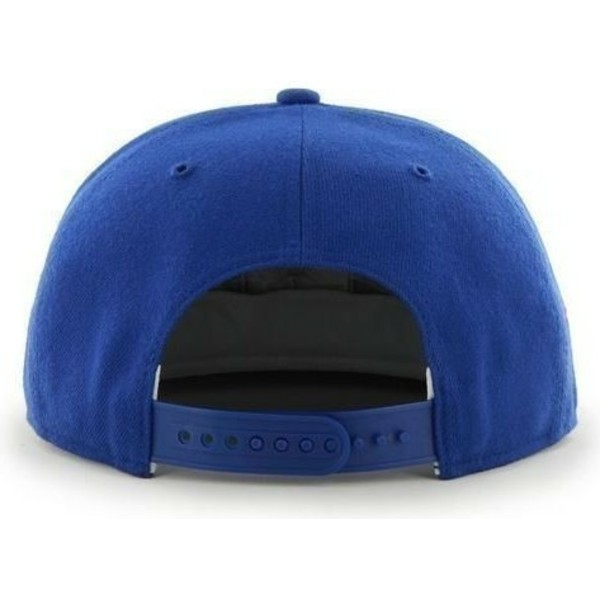 casquette-plate-bleue-snapback-new-york-rangers-nhl-sure-shot-47-brand