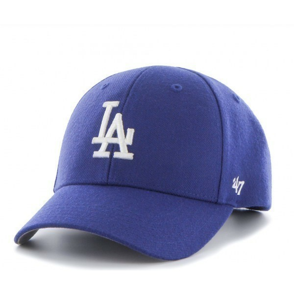 casquette-courbee-bleue-los-angeles-dodgers-mlb-47-brand