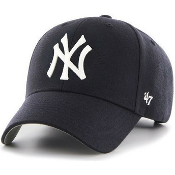 Casquette courbée bleue marine New York Yankees MLB 47 Brand