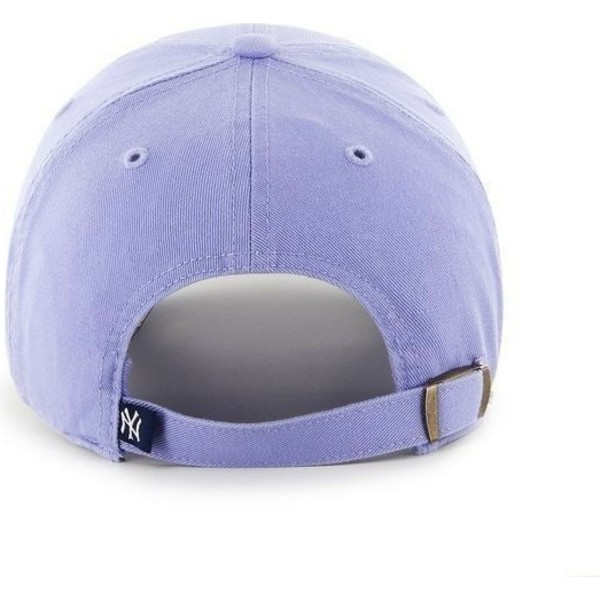 casquette-a-visiere-courbee-violette-avec-grand-logo-frontal-mlb-newyork-yankees-47-brand