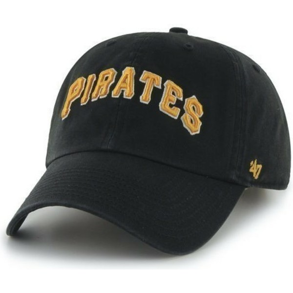 casquette-a-visiere-courbee-noire-avec-nom-dequipe-mlb-pittsburgh-pirates-47-brand